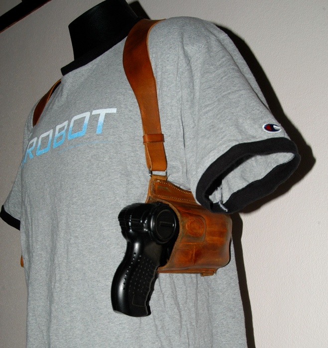 Shoulder Gun Holster Costume
